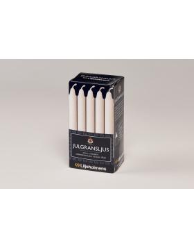 "Liljeholmens White 4"" Mini Candles 540pk"