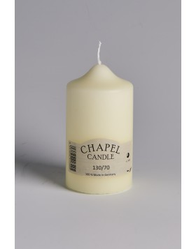 70 x 130mm church candle