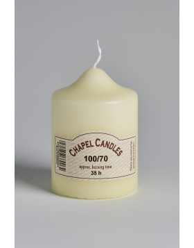 70 x 100mm church candle