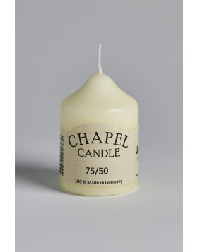 50 x 75mm church candle