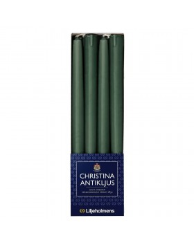 Liljeholmens Green Christina 8pk, Tapered, Lugged base