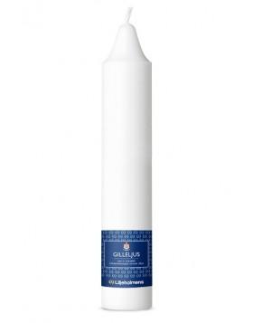 Liljeholmens White Tall Gille Pillar